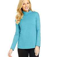 Investments Funnelneck Tunic Sweater