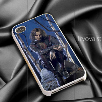 Once Upon A Time Mr Gold Rumpelstiltskin iphone case ,samsung case for iphone 4/4S,5/5S,5C Accesories