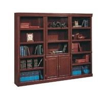Heritage Hill Traditional Bookcase Set Classic Cherry