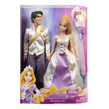 Disney Princess Tangled Ever After Wedding Pair Dolls