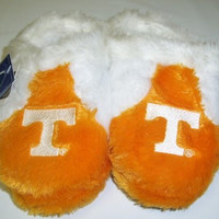 Tennessee Volunteers NCAA Youth Plush Slippers