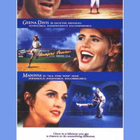 A League of Their Own 11x17 Movie Poster (1992)