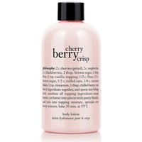 cherry berry crisp | body lotion | philosophy summer sale