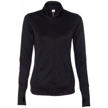 Yoga Clothing for You Womens Lightweight Performance Jacket
