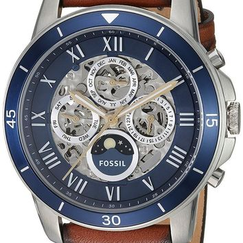 Fossil Grant Sport Sun   Moon Automatic ME3140 Men's Watch