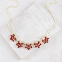Eden Bib Necklace