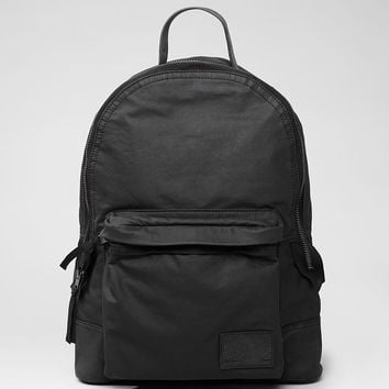Mens Blackwater Rucksack (Washed Black) | ALLSAINTS.com