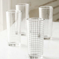 Grid Glasses Set | Urban Outfitters