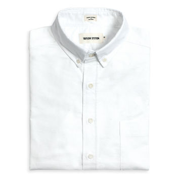 The White Everyday Oxford Jack