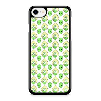 Peridot And The Alien iPhone 8 Case