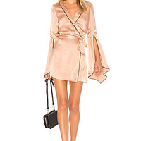 House of Harlow 1960 x REVOLVE Amos Dress in Nude | REVOLVE