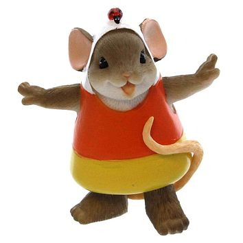 Charming Tails A Little Corny But So Sweet Halloween Figurine