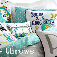 Pillows, Accent Pillows & Decorator Pillows