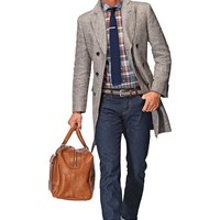 Light Brown Coat J271 | Suitsupply Online Store
