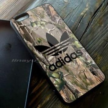 New Hot-Adidas Camo Logo For iPhone 5 5s 6 6s 7 Plus Hard Plastic Case