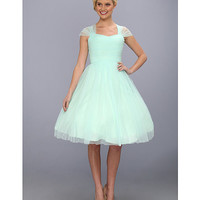 Unique Vintage Garden State Dress Mint - Zappos.com Free Shipping BOTH Ways