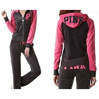 Victoria's Secret PINK Sweater suit I