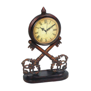 Key Clock ( 1- Aa Battery Not Included)
