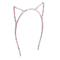 Girls' cat ears headband - hair accessories - Girl's jewelry & accessories - J.Crew