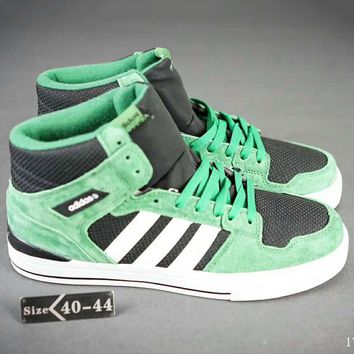 Adidas Neo Fashion Casual Sport Running Sneakers Shoes Green G-SSRS-CJZX