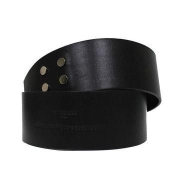 ONETOW balenciaga couture paris wide leather waist belt 365358 size 90 cm 36 in 2