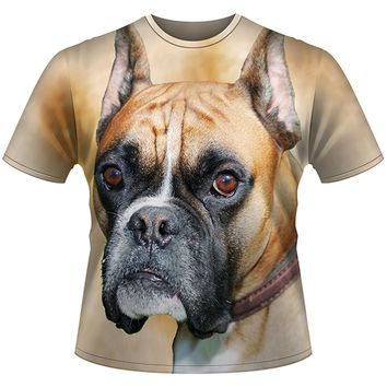 Boxer All Over T-Shirt