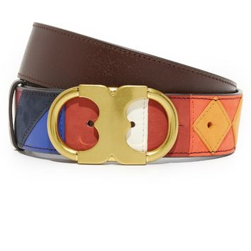 Gemini Patchwork Belt