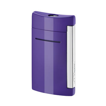 S.T. Dupont Minijet Deep Purple Torch Lighter