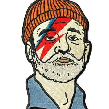 Zissou Sane Large Back Patch