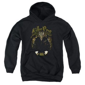 ac spbest Suicide Squad - Killer Croc Skin Youth Pull Over Hoodie