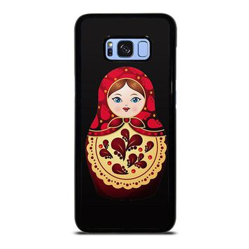 MATRYOSHKA RUSSIAN NESTING DOLLS Samsung Galaxy S8 Plus Case Cover