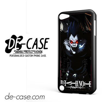 Death Note Japan Manga DEAL-3112 Apple Phonecase Cover For Ipod Touch 5