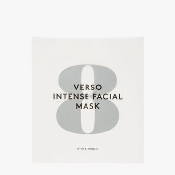 Verso / Intense Facial Mask, Pack of 4