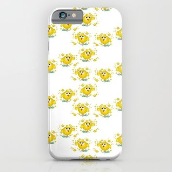 Chicks pattern  iPhone & iPod Case by VanessaGF