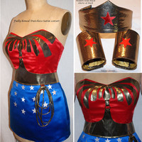 Wonder Woman Costume ORDER YOURS TODAY for the perfect by pinkpurr