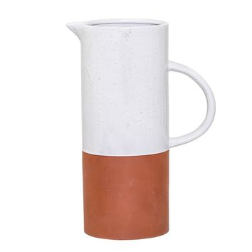 Bigler Terra Cotta Pitcher