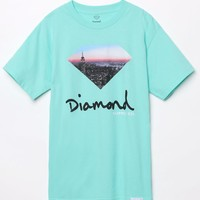 Diamond Supply Co Cityscape T-Shirt - Mens Tee