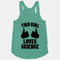 This Girl Loves Science