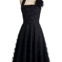 Swing Dancing Sweetheart Dress