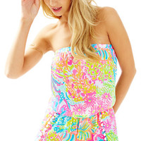 Daisy Strapless Romper - Lilly Pulitzer