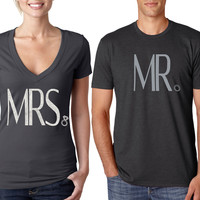 MRS + MR Couples Engagement