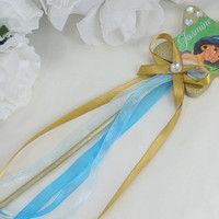 Princess Jasmine Wand - Costume Accessories - Princess Accessories - Princess Wand -  Princess Party - Birthday Party - Dress Up Girls
