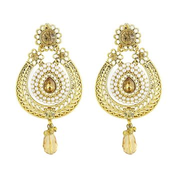 VVS Jewellers Gold Plated Ethnic Indian Bollywood Style Traditional Women Earrings