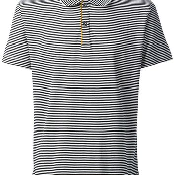 PS Paul Smith striped polo shirt