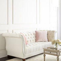 Haute House Gigi Tufted Sofa