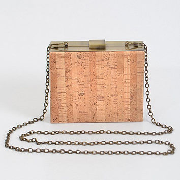 Wooden Clutch (+ Colors)