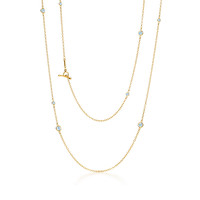 Tiffany & Co. - Elsa Peretti®:Diamonds by the Yard® Sprinkle Necklace