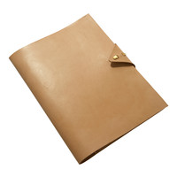 Dillon Des Pres CO. Carpenter Notebook - Leather Notebook - ShopBAZAAR