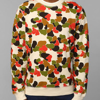 Character Hero Bubble Camo Sweatshirt