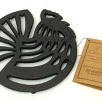 Old Mountain Rooster Trivet